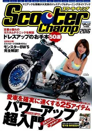 Scooter Champ 2016