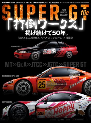 SUPER GT file 2021 Special Edition